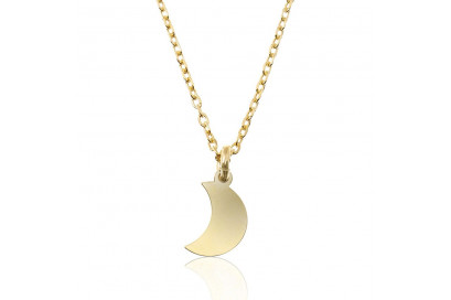 Colgante mini luna