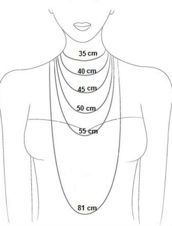 tallas collar
